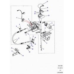 cable commande-levier selecteur
