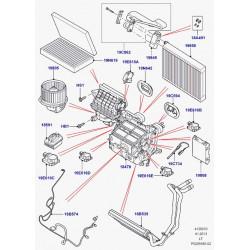 moteur de soufflerie