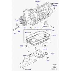 filtre boite auto zf6hp26