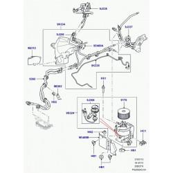 filtre à gasoil Discovery 3, 4 et Range Sport