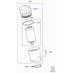 filtre-huile-element et joint