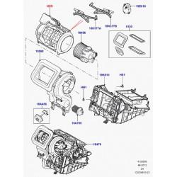 moteur avec ventilateurs