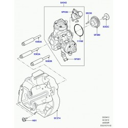 joint-pompe injection carb