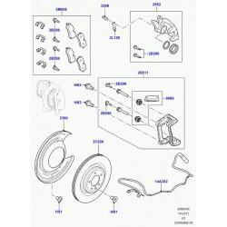 disque de frein