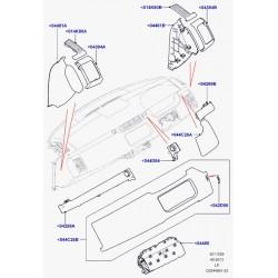 calandre-capteur climatisation