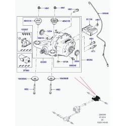 boitier-moteur blocage differentiel