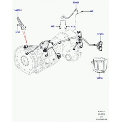 cablage-boite de vitesses