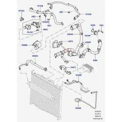 capteur moteur de temperature d eau