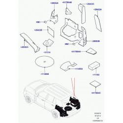 isolant roue de secours