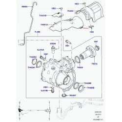 bouclier thermique-boite transfert