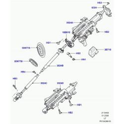 amortisseur-colonnede direction