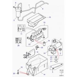 bloc de suspension pneumatique