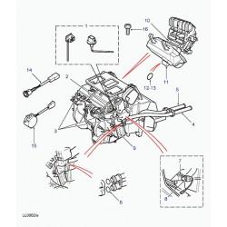 moteur cde volet dechauffage