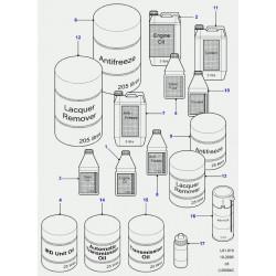bidon 5l huile boite mtf94