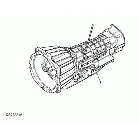 Land rover boite de vitesses automatique Range P38 (TGD101430E)
