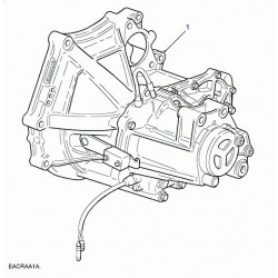 boite de vitesses avec differentiel
