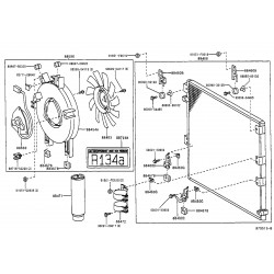 reservoir de recepteur d'air conditionne