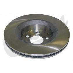disque de frein avant (code frein br6)