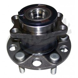 hub &  bearing rear