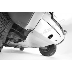 alloy steering guard