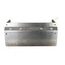 alloy steering guard for discovery