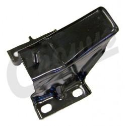 bracket bumper left rear