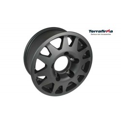 dakar wheel black 7x1