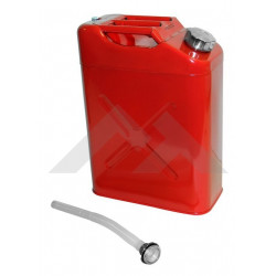 jerry can 20 litres rouge