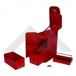 boite a outils (taille d'un jerrycan)