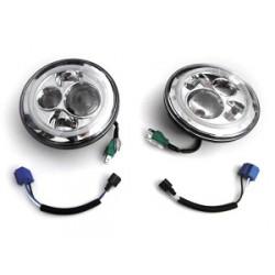 kit 2 phares led