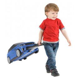 bagage enfant range rover bleu