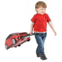 bagage enfant range rover rouge