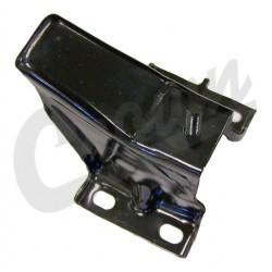 bracket bumper right rear