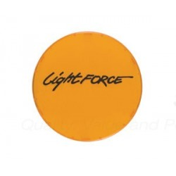 amber spot filter lens