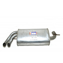 EXHAUST-REAR PIPE