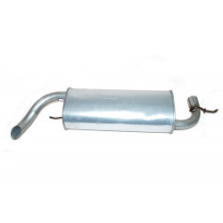EXHAUST - REAR PIPE