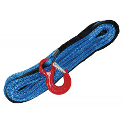 SYNTHETIC FIBRE WINCH ROPE