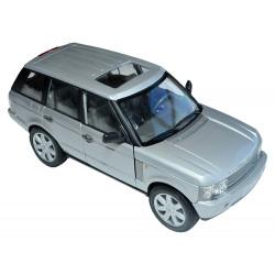 miniature range rover modele L322 grise model 1.24 eme