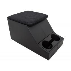 cubby box black mesh
