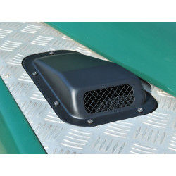 AIR INTAKE WITH GRILLE RH