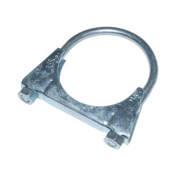 EXHAUST CLAMP - 65mm