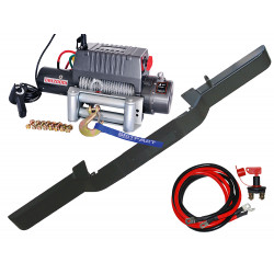 winch kit- defender- 24v