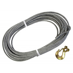 WINCH CABLE 9.5mm X 30.5m