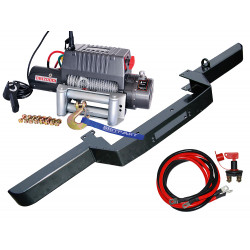 winch kit defender with ac