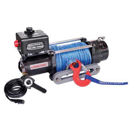 Britpart electric winch 12v (04BB6)