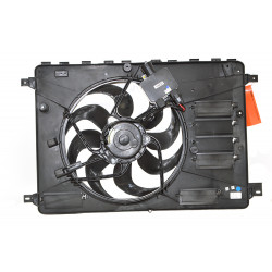 MOTOR AND FAN - ENGINE COOLING