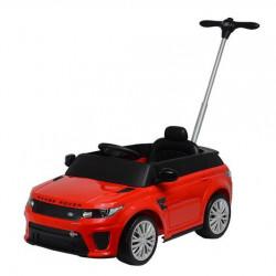 Range Rover Sport SVR electrique enfant rouge