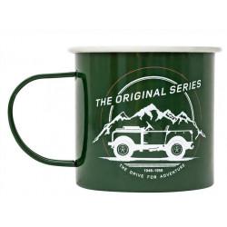 mug heritage metal vert