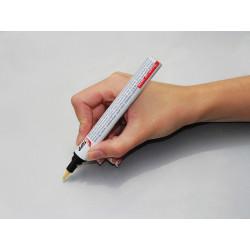 biaritz blue paint pen