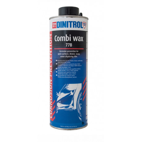 Dinitrol antirouille 77B  surfaces ouvertes 1litre (0N5PP)